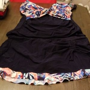 Swimsuit tankini by profile size 10
